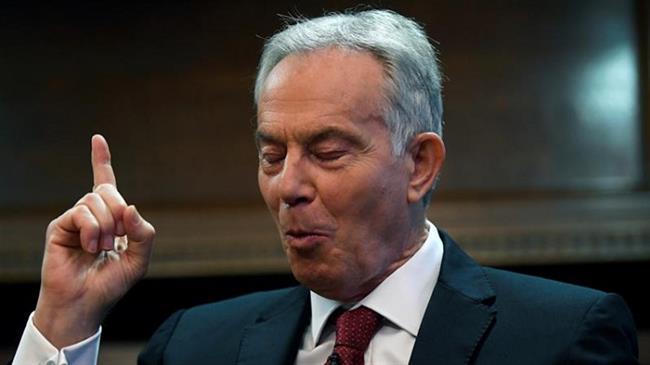 Tony Blair steps up coronavirus intervention