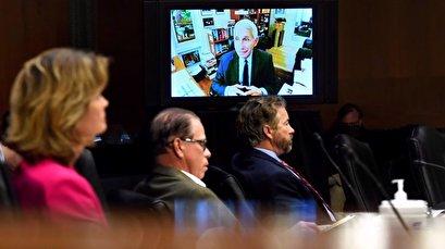 Top public health officials, Democratic and Republican senators voice concerns over coronavirus