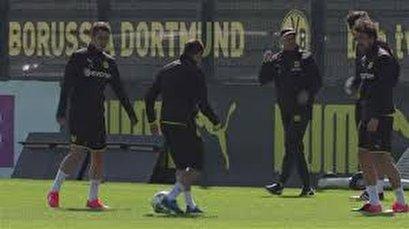 Bundesliga: Dortmund train to host Schalke