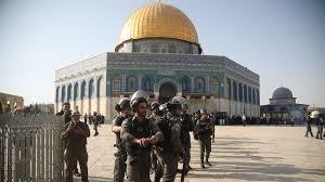 Muslim organization urge global action against Israel annexation plot