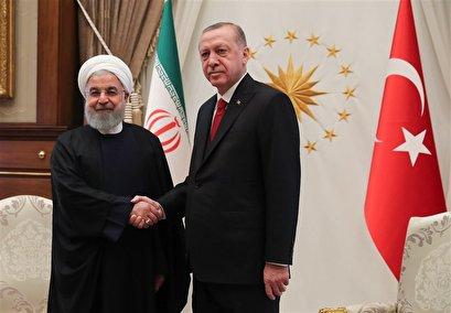 Iranian, Turkish Presidents Discuss Reopening of Border, Resumption of Trade