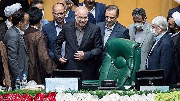 Lawmakers elect Ex-Tehran mayor Qalibaf as new Parliament speaker