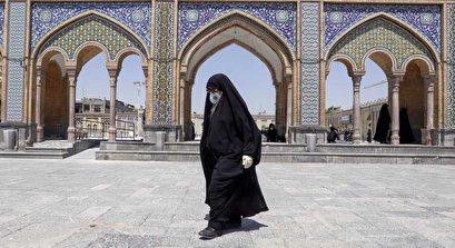 Iran says coronavirus figures decreasing, virus being eradicated