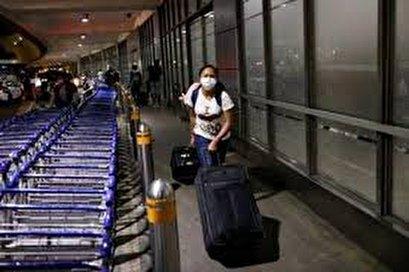 Philippines temporarily bars incoming flights to decongest quarantine facilities