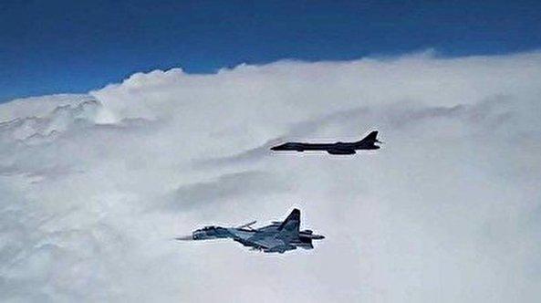 Russian warplanes intercept US heavy bombers over Black Sea: Ministry