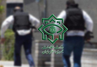 Iran's Intelligence Forces Smash 2 Terrorist Teams in West