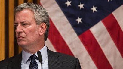 New York mayor declares 11pm city curfew amid protests