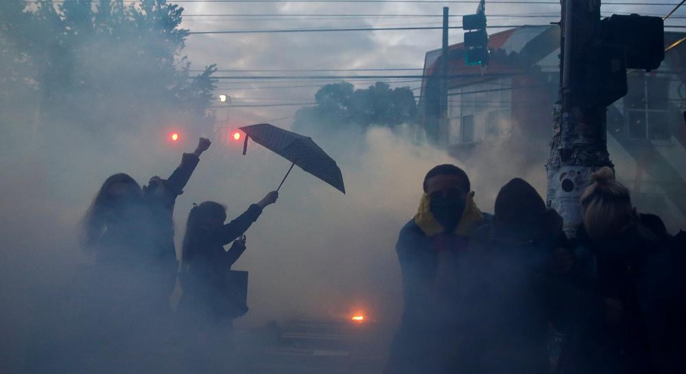 Hong Kong leader slams 'double standards' on national security, cites US unrest