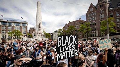 Protests against US police killing of George Floyd go global