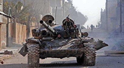Turkish-backed Takfiri militants burn homes in northeastern Syria: SANA