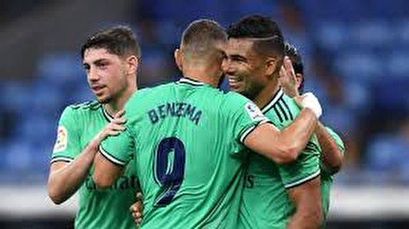 La Liga: Real Madrid 1-0 Espanyol