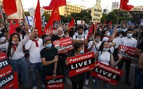 Thousands of Israelis rally against Netanyahu's 'apartheid' bid to steal more Palestinian land