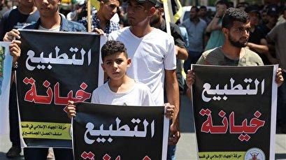 Israel's disintegration to speed up after normalization: Leader's advisor