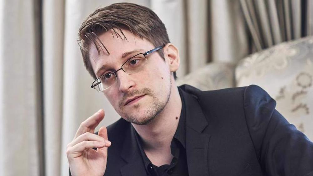Trump says considering pardon for former NSA contractor Snowden