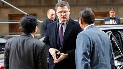 Russia's Energy Minister Novak diagnosed with coronavirus