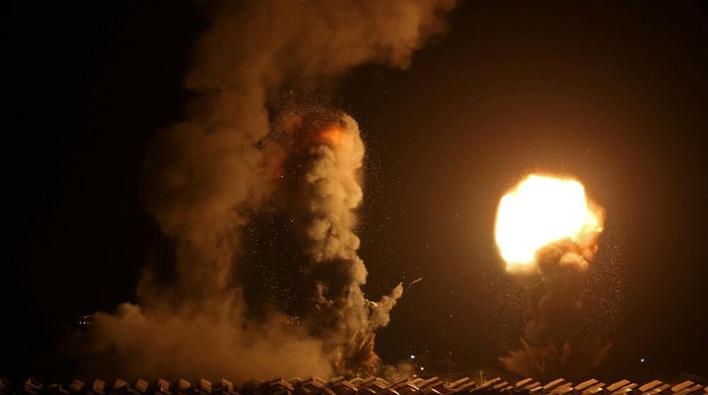 Qatari envoy travels to Gaza to help ease tensions amid Israeli raids