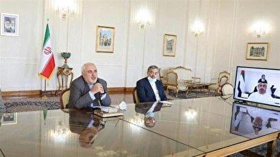 Zarif says as neighbors, Iran, UAE must think about regional stability