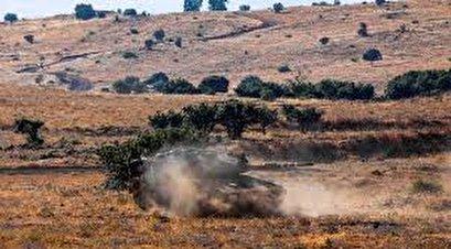 Israeli military says killed four people at Syria border