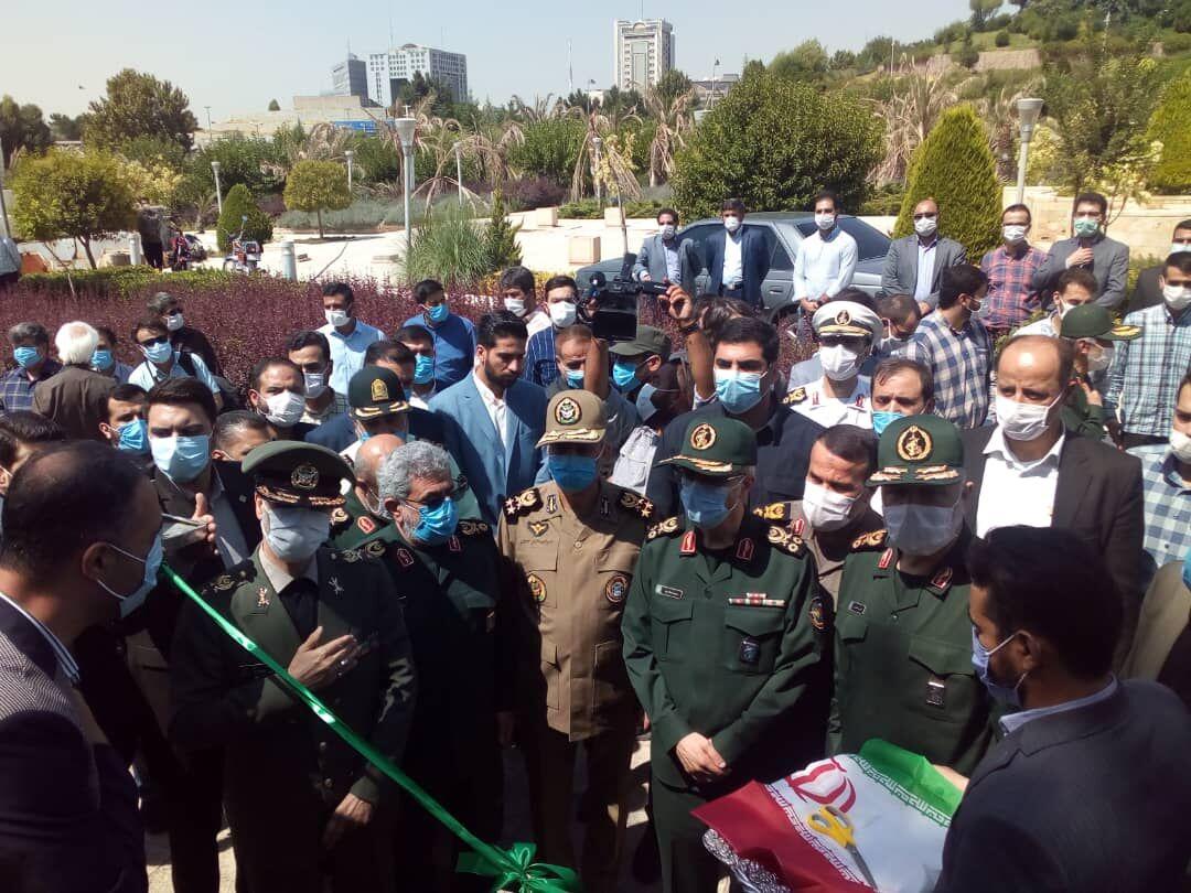 Martyr Soleimani's panorama museum inaugurated in Tehran