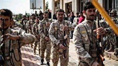 SDF militants kill civilian in protest against US military presence in Syria