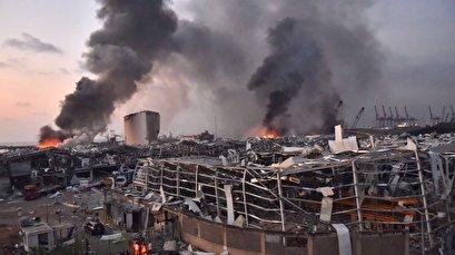 Iran's Judiciary head urges intl. action against US sanctions on Lebanon after massive blast