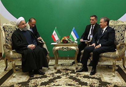 Iran Eyes Growing Ties with Uzbekistan