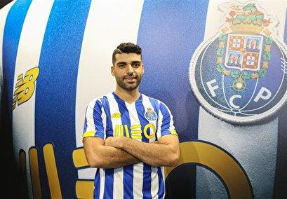 Porto Signs Mehdi Taremi