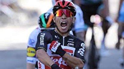 Tour de France 2020: Australia's Caleb Ewan wins stage 3
