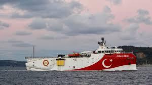 Ankara denounces French president's 'arrogant' remarks on Turkey-Greece standoff in Mediterranean