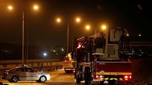Massive explosions strike Jordanian military munitions depot, cause major fire