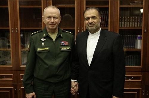 Russian deputy defense minister calls Iran 'partner and ally'
