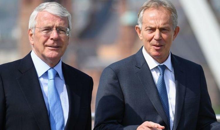 Blair and Major accuse Johnson of 'shaming' the UK with Internal Market Bill