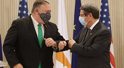 Turkey: US disturbing balance in Eastern Mediterranean with Greek Cyprus deal