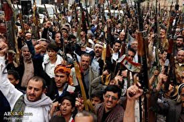 Yemenis take to street to denounce Saudi strikes, crimes
