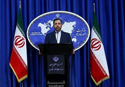 Spokesman Raps Pompeo's Anti-Iran Comments