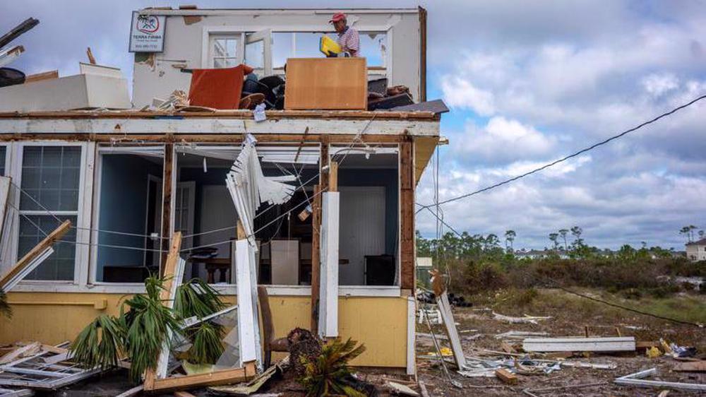 Hurricane Sally's rains wreak havoc on southeastern US states, at least one dead