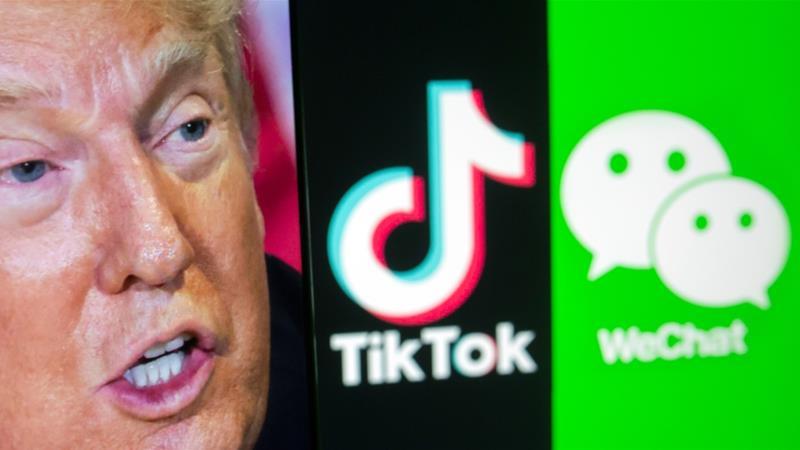 China warns US over Tik Tok and Weechat