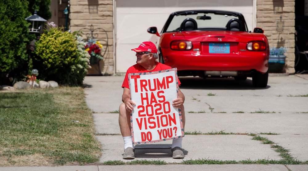 US court blocks release of Trump tax returns amid latest appeal