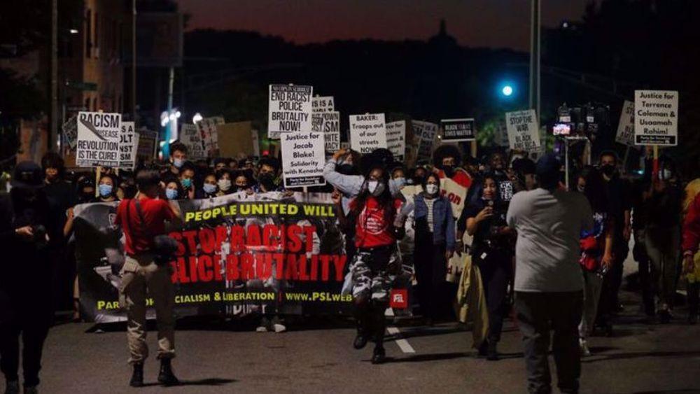 Protesters sue Kenosha saying arrests, curfew violate US Constitution