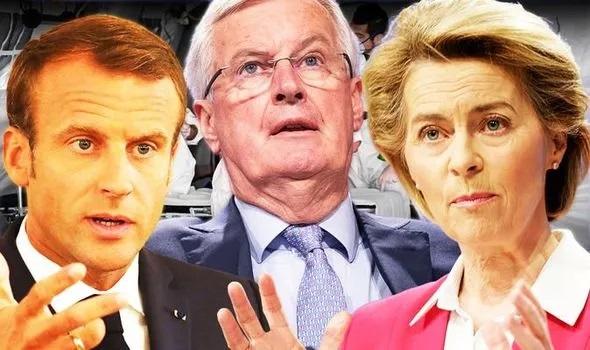 Experts regarding EU plan: it is illegal to budget £677bn coronavirus rescue package deal
