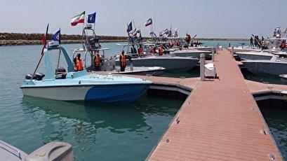 Iran's IRGC opens new naval base at Strait of Hormuz