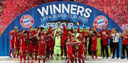 UEFA Super Cup: Bayern Munich beat Sevilla 2-1, lift 4th trophy of season