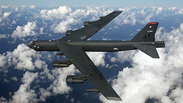 Russian warplane wards off two US strategic bombers over Baltic Sea