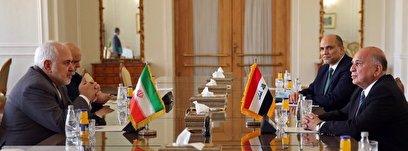 Iran's Zarif urges cessation of attacks on Iraqi diplomatic sites