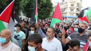 Ramallah: Palestinians mark 20th anniversary of beginning of second Intifada