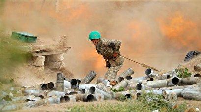 UNSC urges immediate halt to Karabakh fighting, return to peace talks