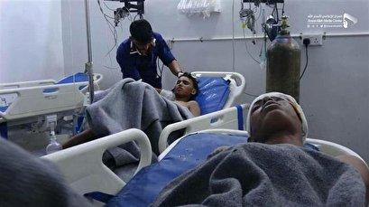 Six civilians injured as Saudi warplanes strike Ma'rib in central Yemen
