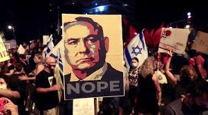 Dozen arrested as anti-Netanyahu protest turns violent in Jerusalem al-Quds