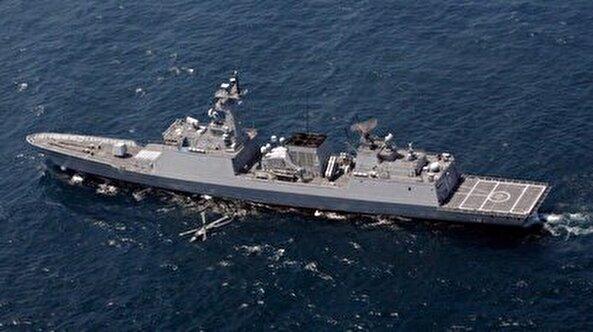 South Korea moves warship from key strait to mollify Iran: Yonhap