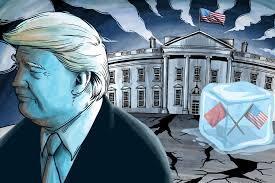 Tumultuous Trump era comes to an end